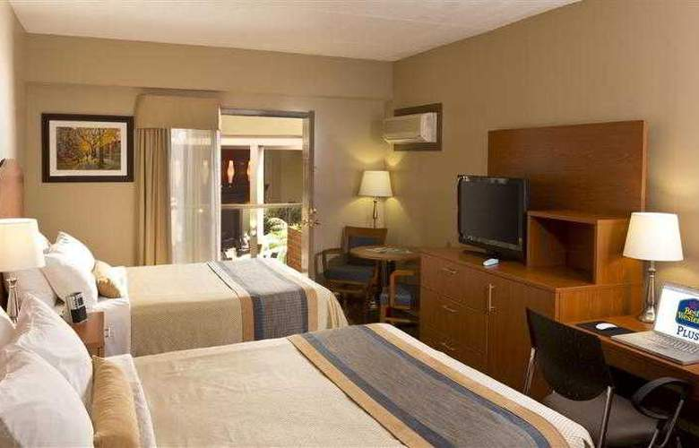 Best Western Plus Laval-Montreal - Hotel - 48