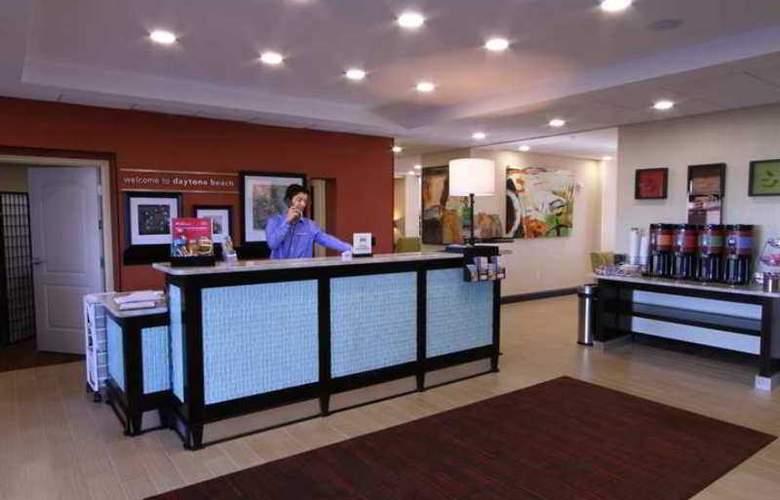 Hampton Inn Daytona Beach/Beachfront, FL - Hotel - 1