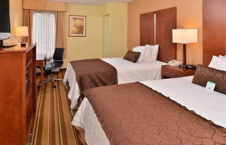 Best Western Plus Richmond Airport Hotel - Hotel - 31