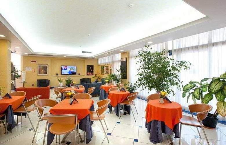 Best Western Blu Hotel Roma - Bar - 76