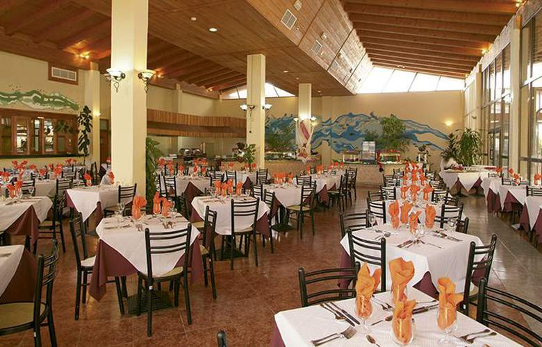 Gran Caribe Club Kawama - Restaurant - 5
