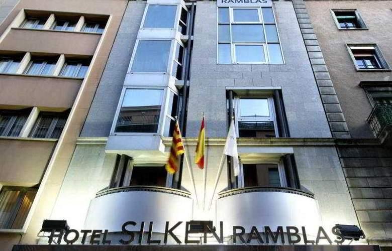 Silken Ramblas - Hotel - 0