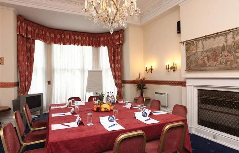 Best Western Swiss Cottage - Conference - 3