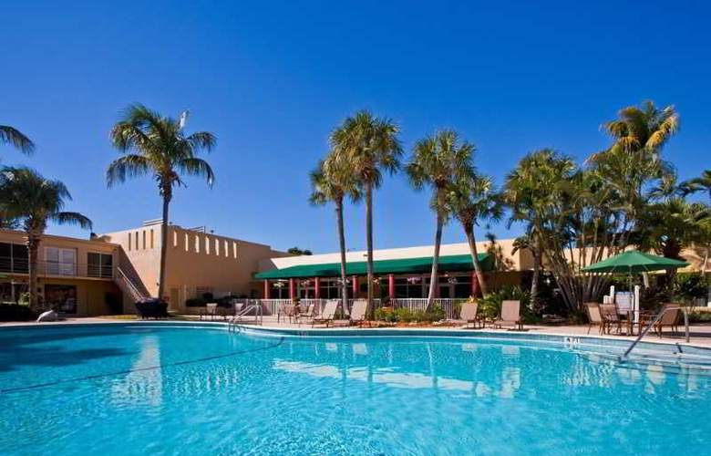 Holiday Inn Coral Gables - University - Pool - 1