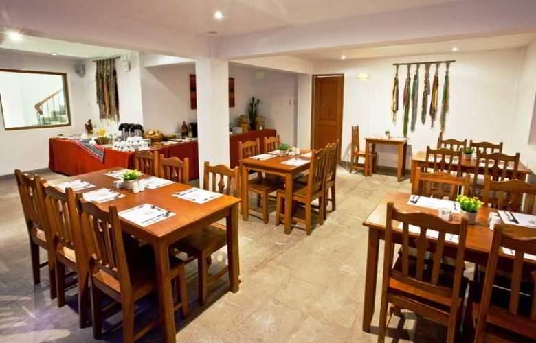 Tierra Viva Cusco Centro - Restaurant - 3