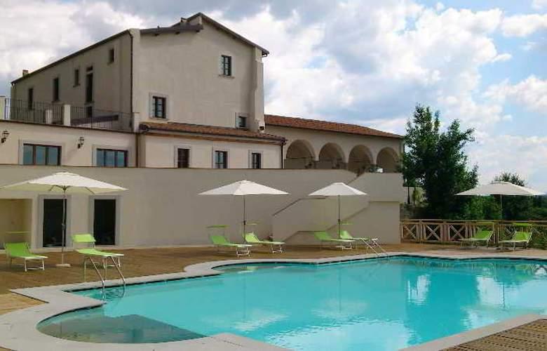 Villa Tolomei - Pool - 3