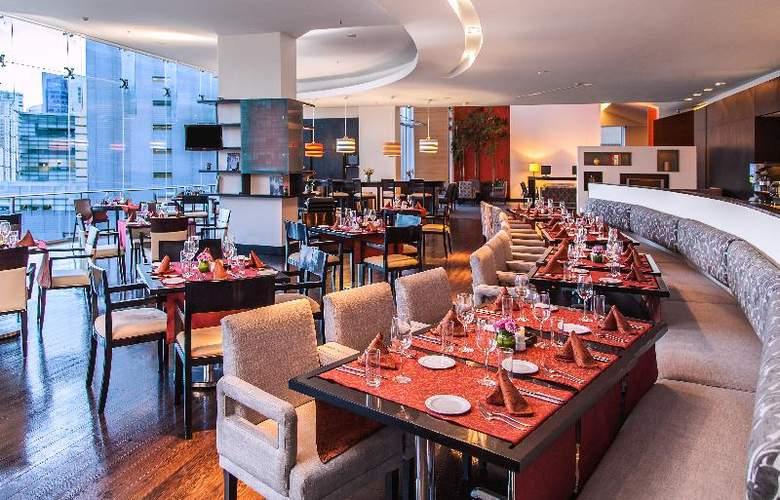 NH Collection Mexico City Santa Fe - Restaurant - 5