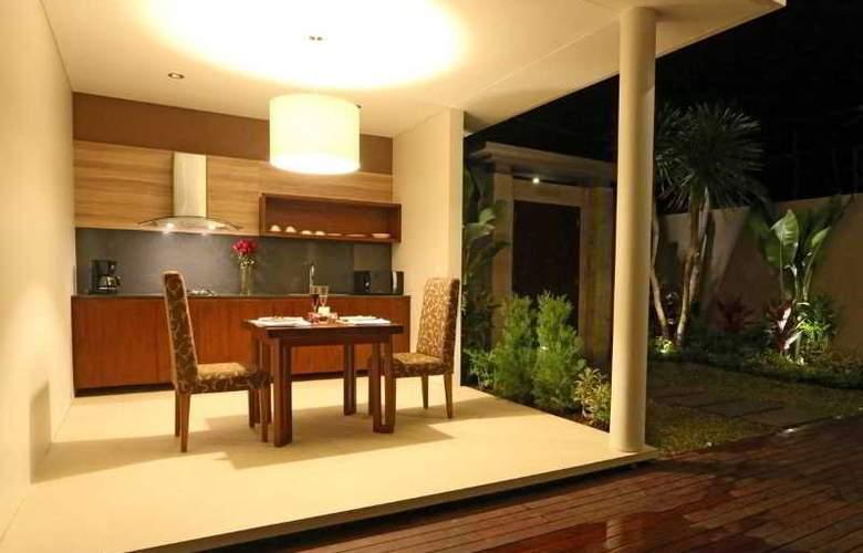 Uppala Villa & Spa Umalas - Room - 8