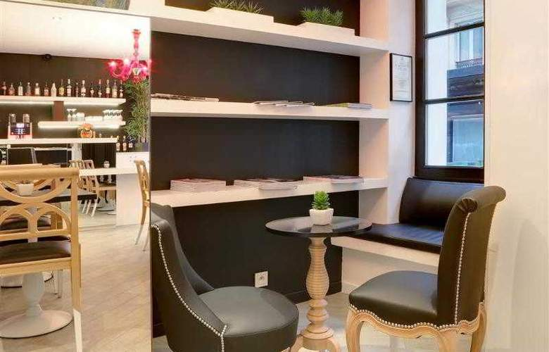 Best Western Premier Faubourg 88 - Hotel - 42