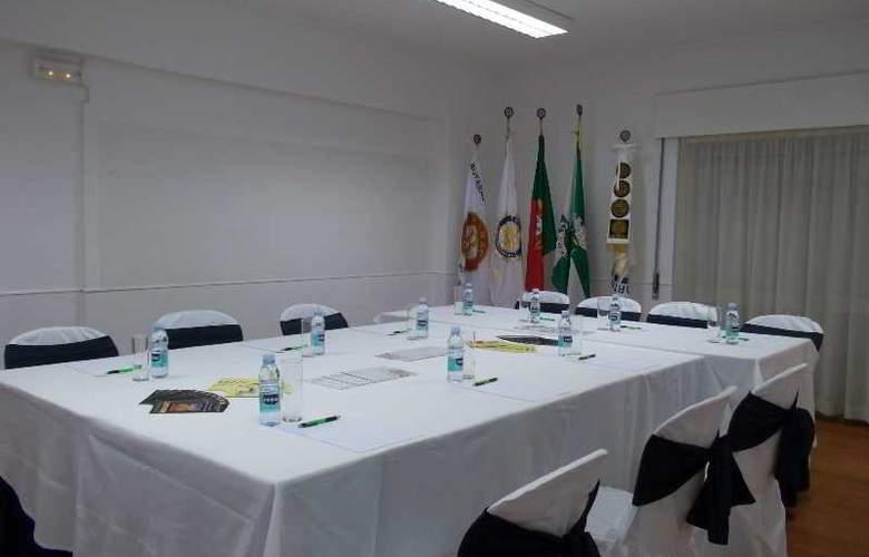 Jardim da Amadora - Conference - 2
