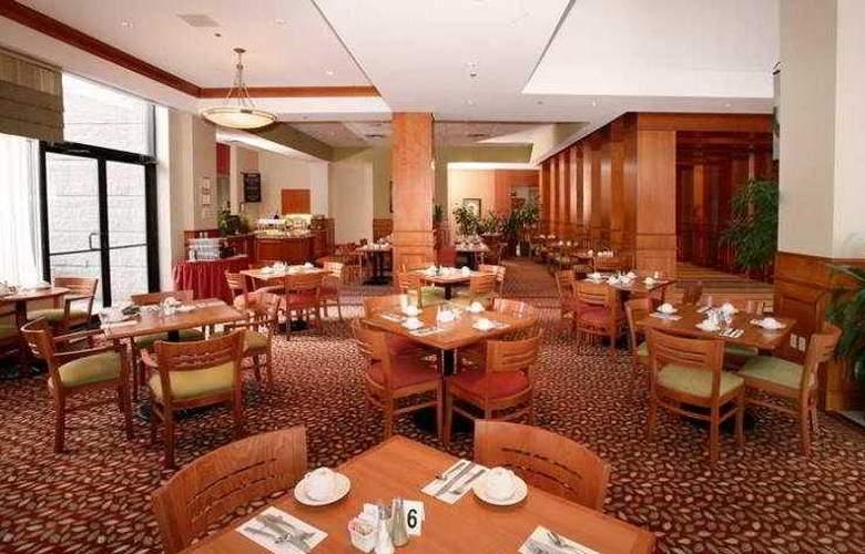Hilton Garden Inn Toronto Markham - Restaurant - 2