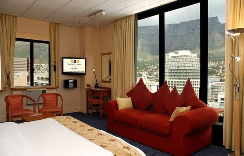Cape Town Lodge Hotel - Room - 3