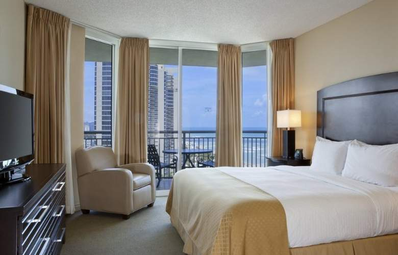 DoubleTree Ocean Point Resort & Spa - Room - 2