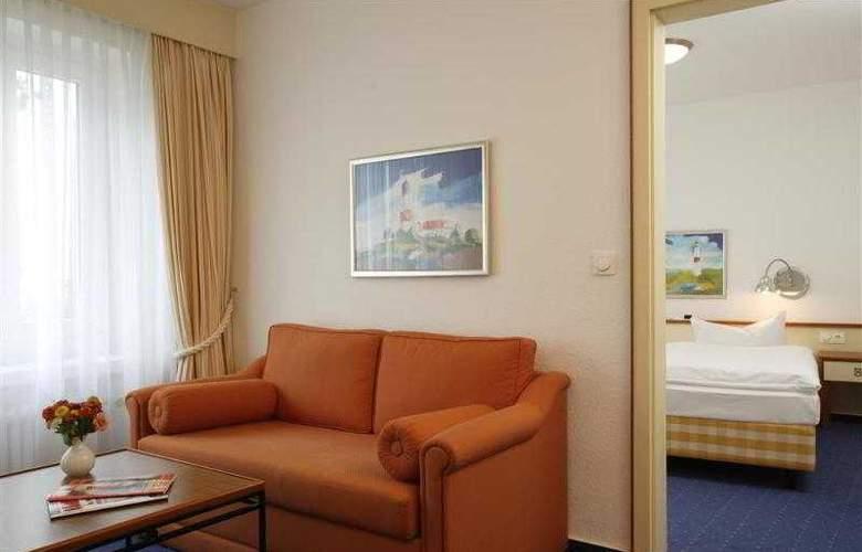 Best Western Hanse Hotel Warnemuende - Hotel - 10