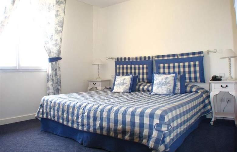 Best Western Soleil et Jardin Sanary - Room - 30