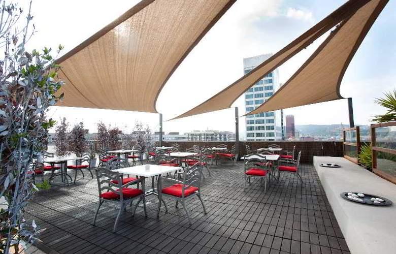 Expo Hotel  Barcelona - Terrace - 32