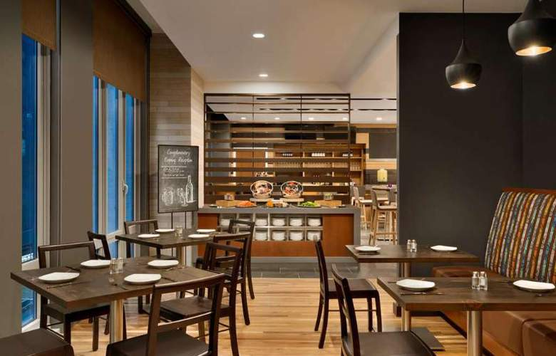 Embassy Suites by Hilton NewYork Manhattan Times Square - Restaurant - 3
