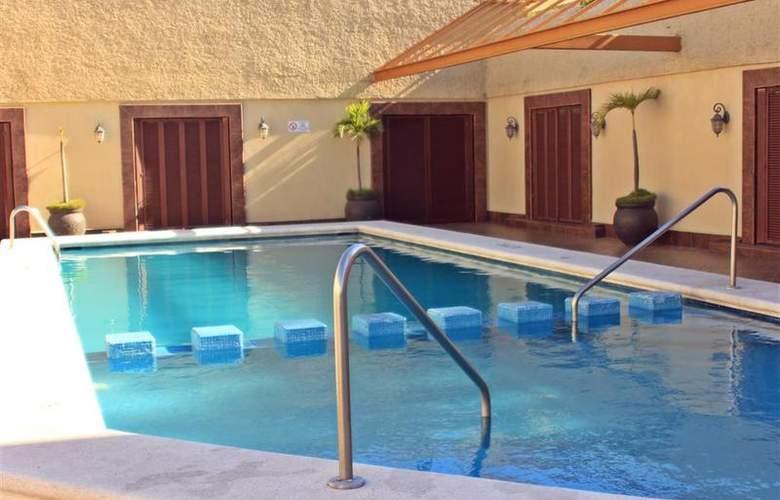 Best Western Expo-Metro Tampico - Pool - 70