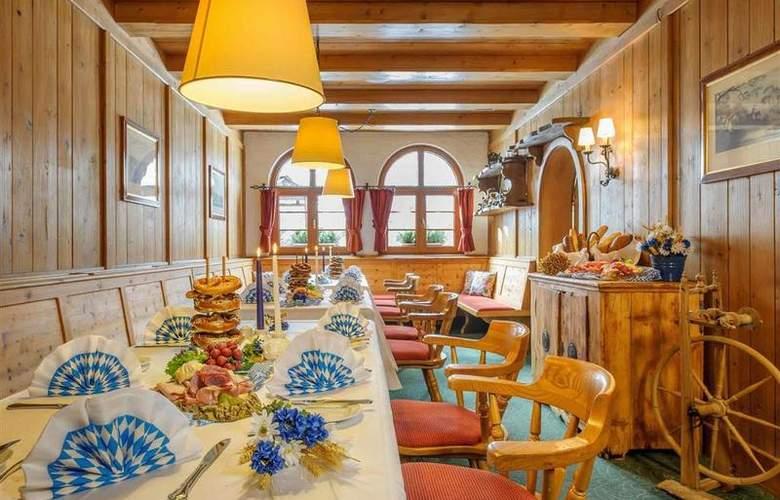 Mercure Garmisch-Partenkirchen - Restaurant - 72