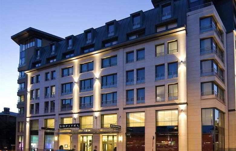 Sofitel Brussels Europe - Hotel - 12