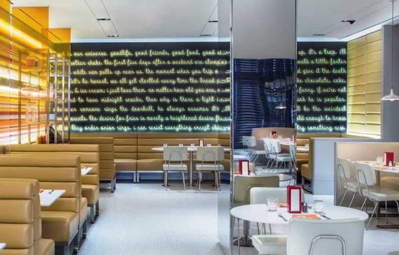 Hyatt Centric Times Square New York - Restaurant - 38