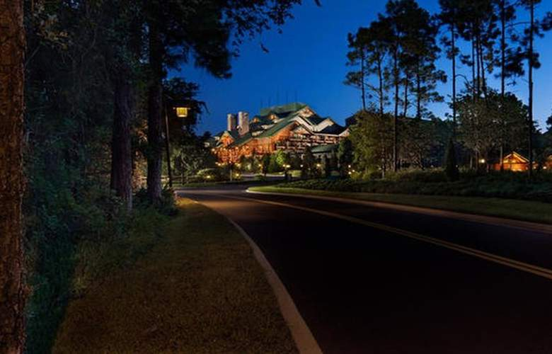 Villas at Disneys Wilderness Lodge - Hotel - 9