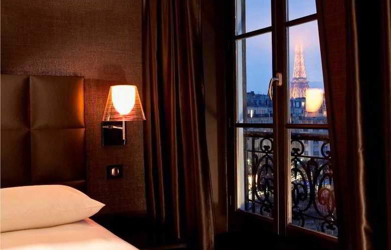 First Hotel Paris Tour Eiffel - Room - 8