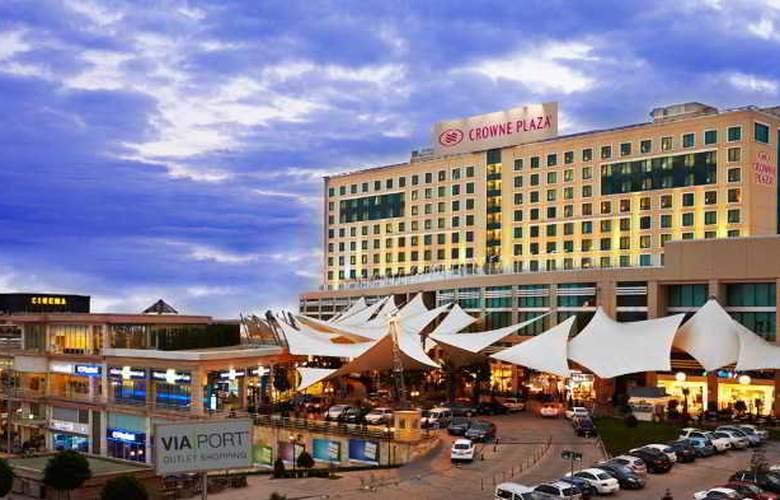 Crowne Plaza Istanbul Asia - Hotel - 1