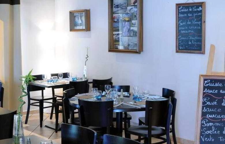 Lyon Bron Eurexpo - Restaurant - 3