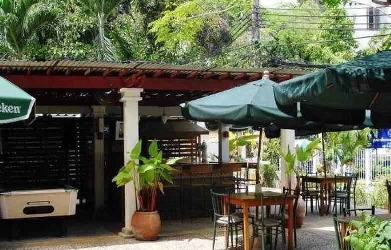 Residence Rajtaevee Bangkok - Bar - 6