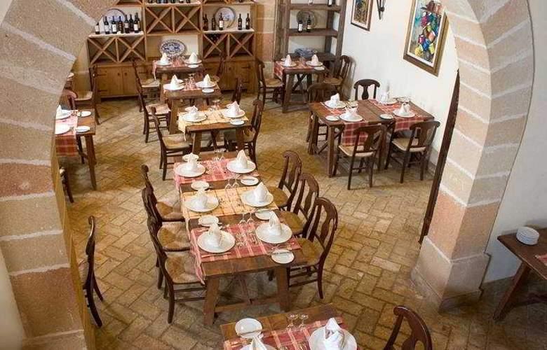 Baglio Basile - Restaurant - 8