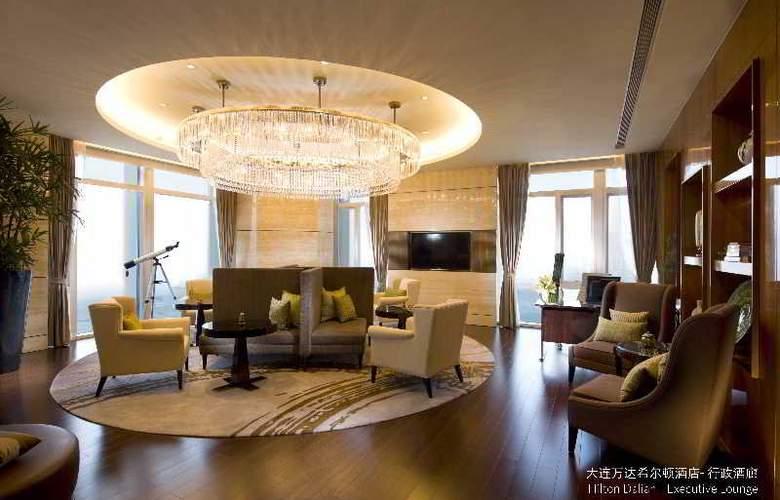Hilton Wanda Dalian - Restaurant - 31