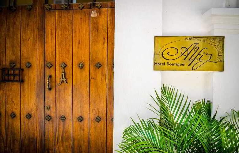 Alfiz Hotel Boutique - Hotel - 4