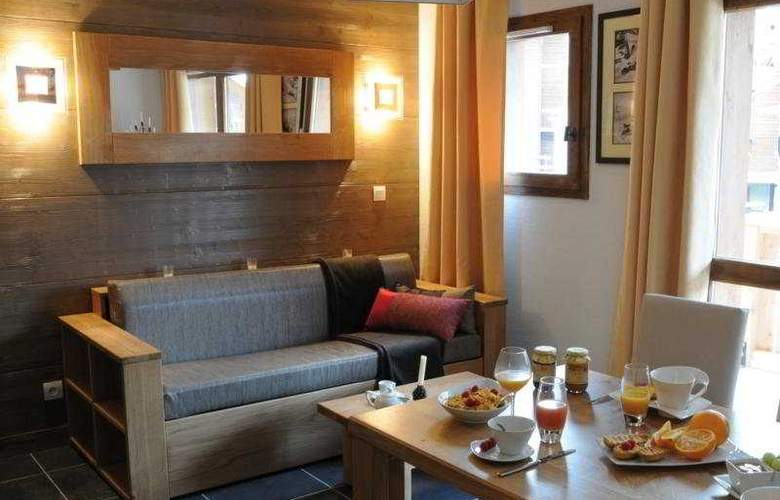Residence les Chalets Edelweiss - Room - 2