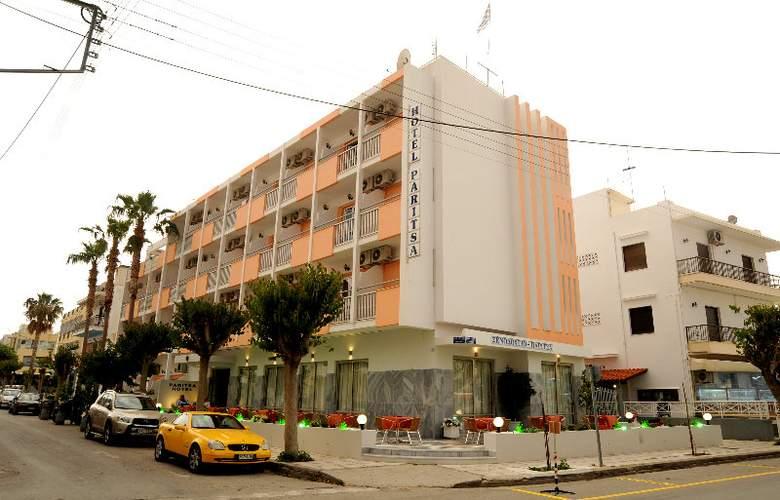 Paritsa - Hotel - 0