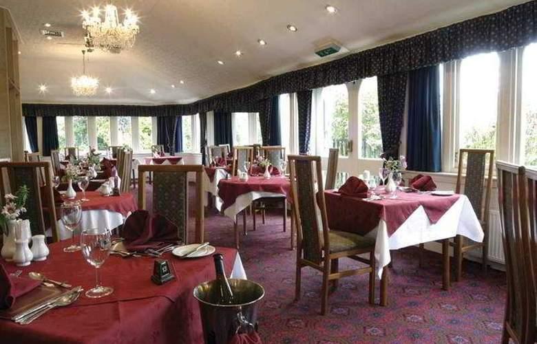 Morangie House Hotel - Restaurant - 3