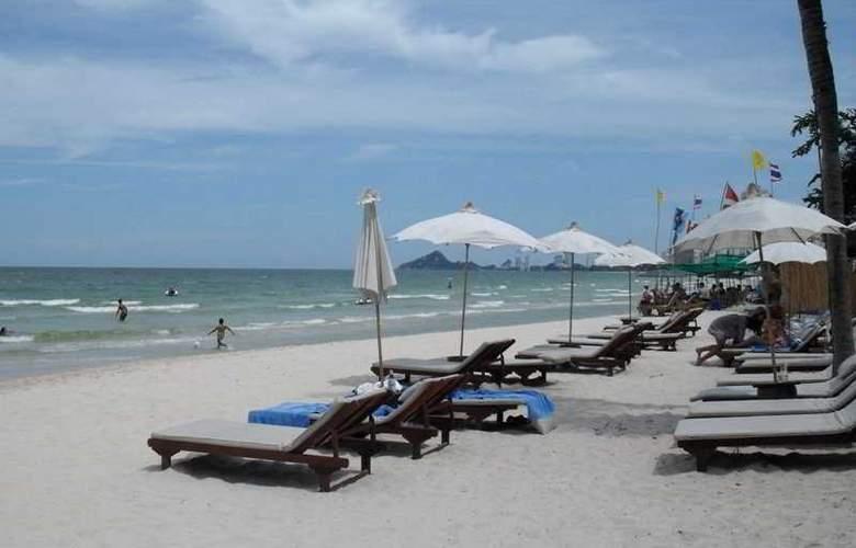 Baan Laksasubha Hua Hin - Beach - 8
