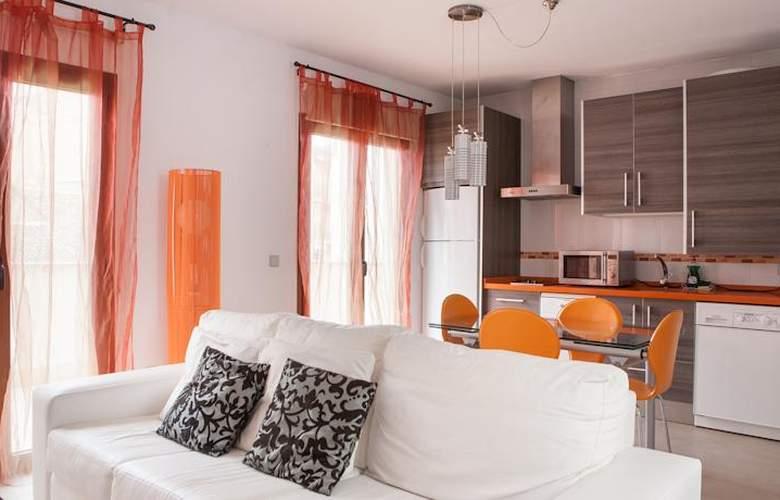 Real de Cartuja Apartments & Suites - Room - 13