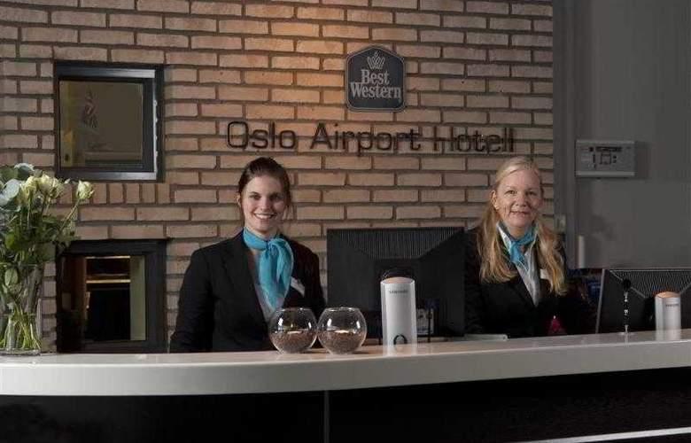 Best Western Oslo Airport - Hotel - 39