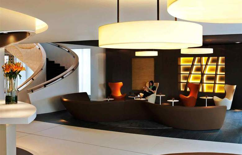 Pullman Brussels Centre Midi - Hotel - 50
