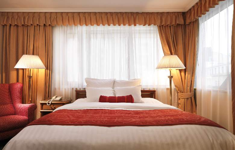 Marriott Executive Apartments - Hotel - 5