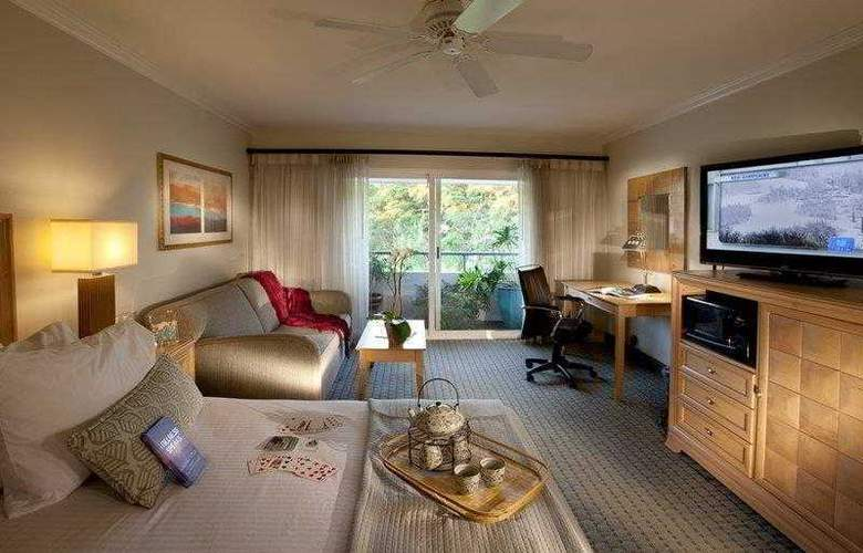 Best Western Beachside Inn Santa Barbara - Hotel - 10