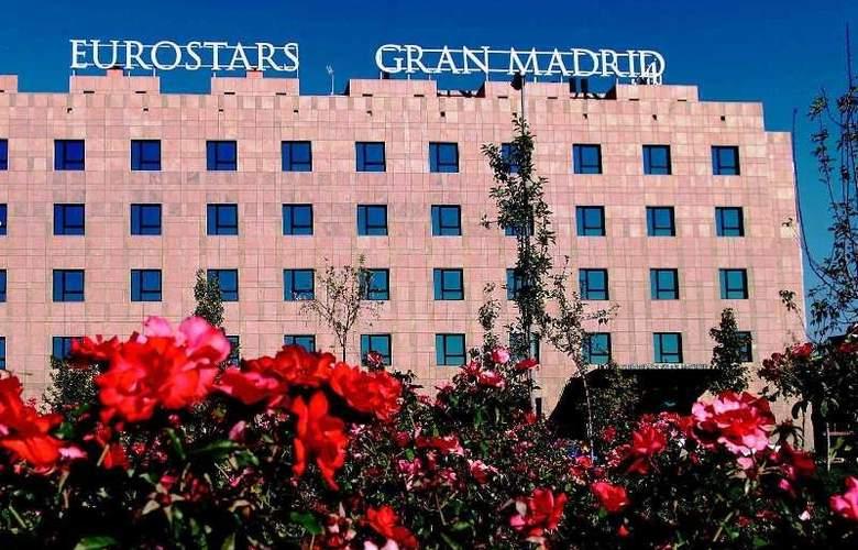 Eurostars Gran Madrid - Hotel - 0