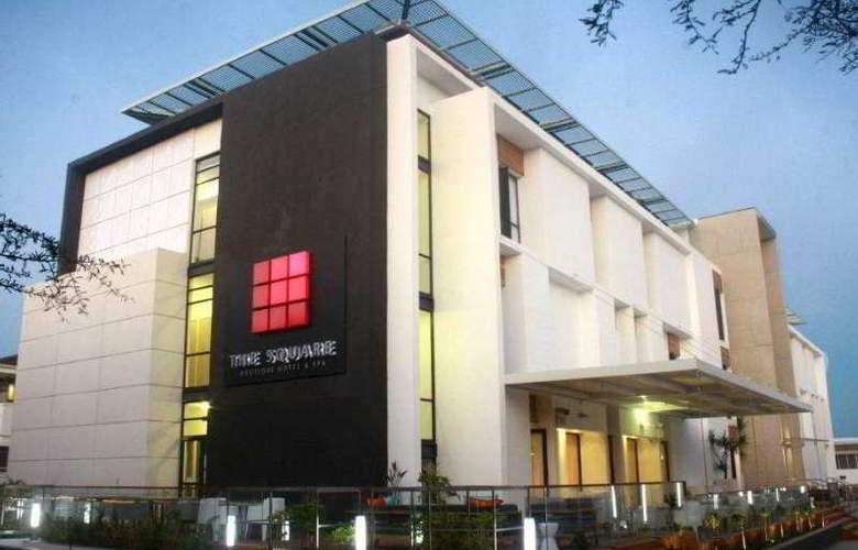 The Square Hotel Boutique Hotel & Spa - Hotel - 0