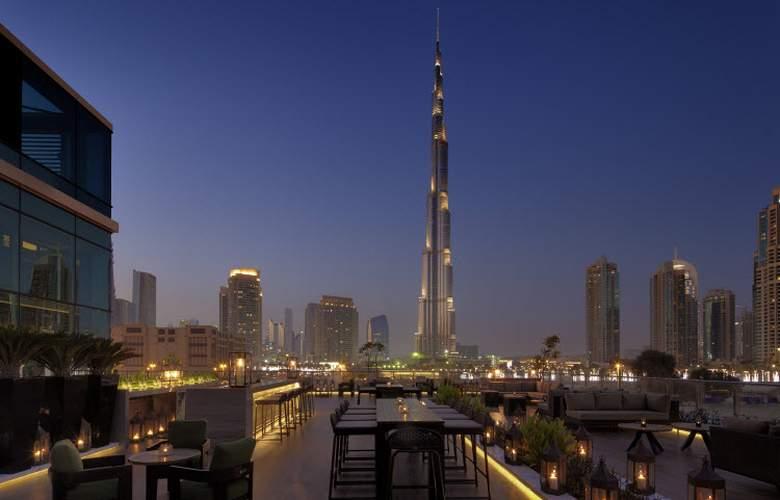 Taj Dubai - Terrace - 9