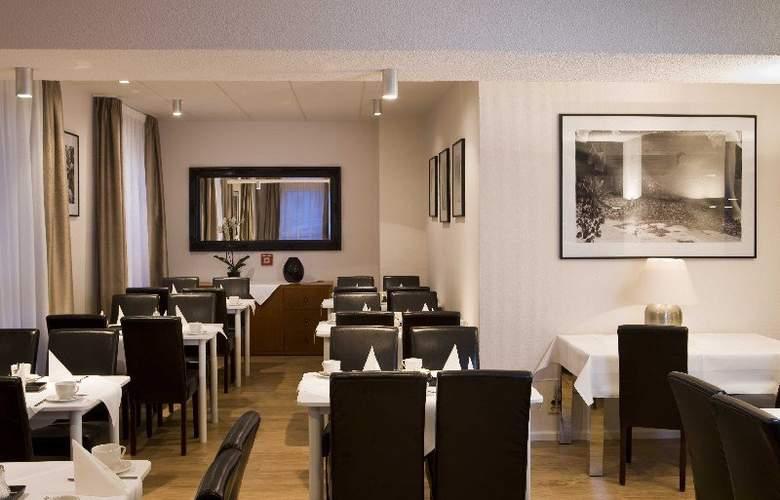 City Inn Hotel Leipzig - Restaurant - 2