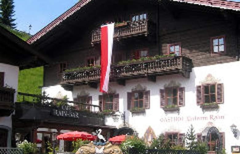 Gasthof Unterm Rain - Hotel - 0