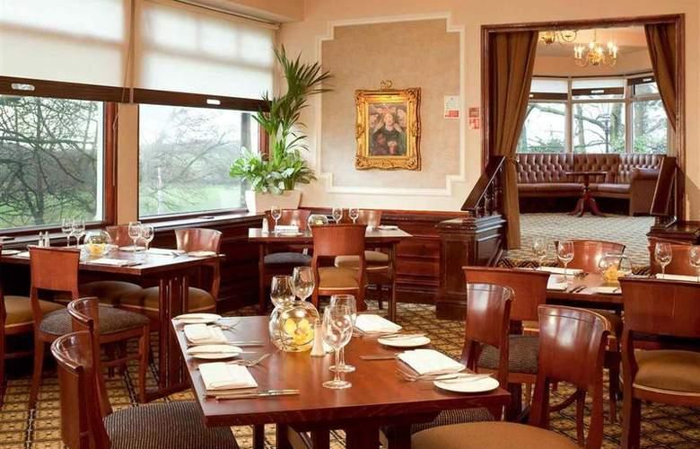 Mercure Norton Grange Hotel & Spa - Restaurant - 3