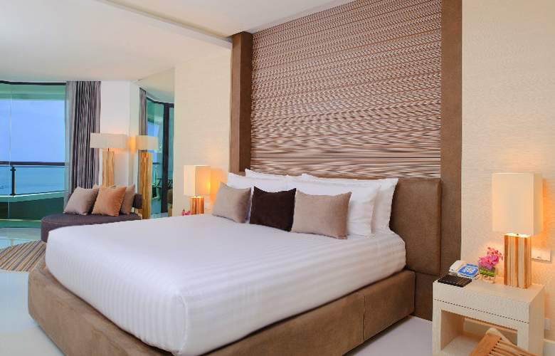 Cape Dara Resort Pattaya - Room - 1