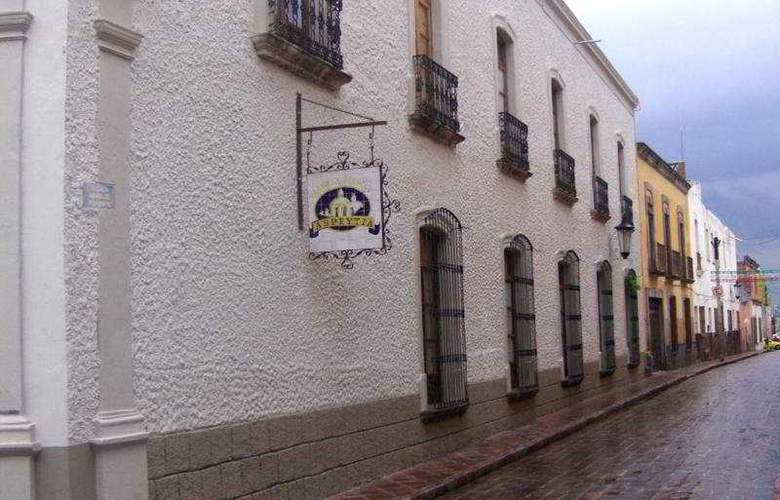 Antiguo Meson de Aspeytia - Hotel - 0